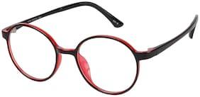 LOF Unisex Round Sunglasses