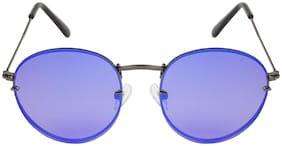 LOF Women Round Sunglasses