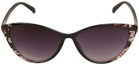 Women Cat-Eye UV Protected Lens