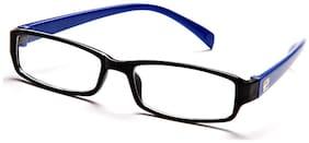 Magjons Blue Full Rim Eyeglasses