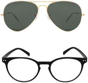 Martin Haris Men Aviators Sunglasses