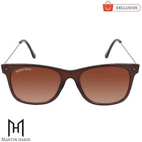Martin Haris Regular lens Wayfarer Sunglasses for Men