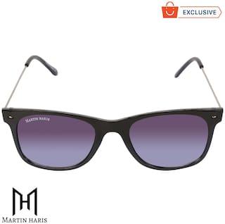Martin Haris Men Wayfarers Sunglasses