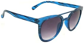 Mb-round Designer Uv Protected Sunglasses
