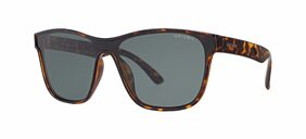 Opium Green Wayfarer Medium Sunglasses