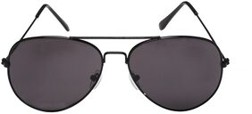 Men's Aviators (Black) (Box Included)