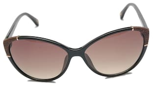 Buy Michael Kors Brown Cat Eye Sunglasses Online at Low Prices in ... c69f10ae30d7