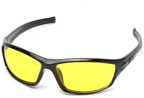 Mtv Roadies Rd-130-c6 Yellow Sports Sunglasses