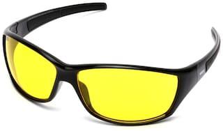 Mtv Roadies Rd-128-c6 Yellow Sports Sunglasses