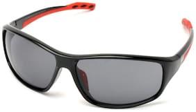 Mtv Roadies Rd-129-c1 Grey Sports Sunglasses