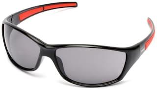 Mtv Roadies Rd-128-c1 Grey Sports Sunglasses