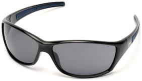 Mtv Roadies Rd-128-c2 Grey Sports Sunglasses