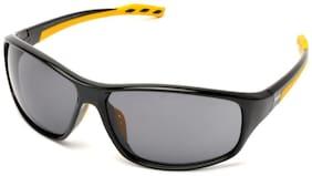 Mtv Roadies Rd-129-c3 Grey Sports Sunglasses