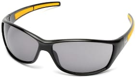 Mtv Roadies Rd-128-c3 Grey Sports Sunglasses
