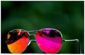 Xforia Polarized lens Aviator Sunglasses for Men