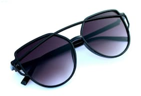New stylish Black color And Green Shade Round frame sunglasses for Man and women