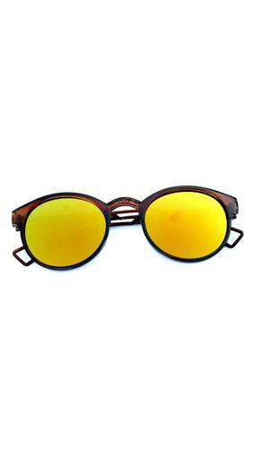Shop Gowers Men Medium Sunglasses - Yellow