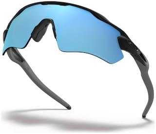 Oakley Unisex Wrap Around Sunglasses