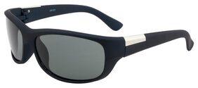 Ochila Black Glass Lens SS310 Matte Finish Sports Sunglasses
