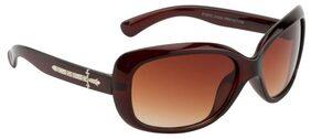 Ochila Brown Bugeye Sunglasses (LS 217)