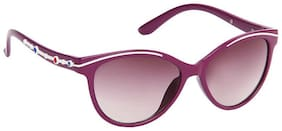 Olvin Grey Cat Eye Sunglasses