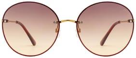 Opium Women Round Sunglasses