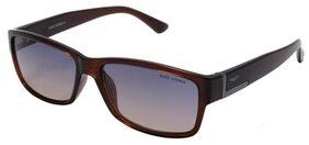 Park Avenue UV Protected Rectangle Wayfarer Sunglasses (PA-7057-C06)