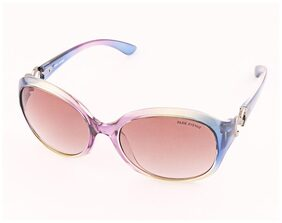 Park Avenue Multi-Coloured Oval Sunglasses (PA-7069-C02)