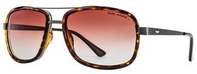 Park Avenue Polarized Square Men's Sunglasses (PA-7115-C3)