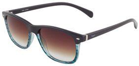 Park Avenue Wayfarer sunglasses (Black and Blue ) (PA-7041-C2)