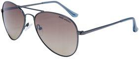 Park Avenue Purple Aviator Medium Sunglasses