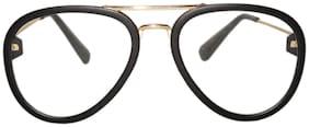Peter Jones Unisex Aviators Sunglasses