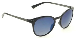 Police Black Round Sunglasses