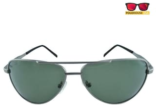 a6707606ae Buy Polo House USA Men s Aviator Sunglasses Color-Black Online at ...