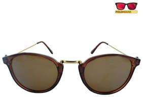 1589912522 Polo House USA Men s Sunglasses Color-Gold Brown