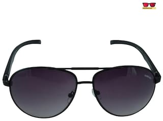 f4473135daa Buy Polo House USA Men s Aviator Sunglasses Color-Black Grey Online ...