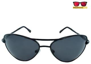 ed4bfa123b75 Buy Polo House USA Men's Aviator Sunglasses Color-black Online at ...
