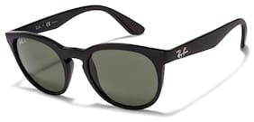 Ray-Ban Orb4252 601/9A Size 51 Round Uv Protected Sunglass