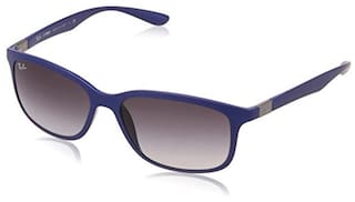 Buy Ray-Ban UV Protected Round Men s Sunglasses (0RB835162217360 60 ... 27120fa04b0a