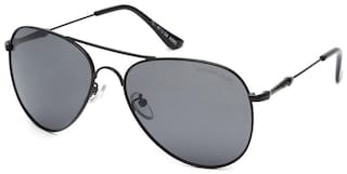 Real Madrid Aviator Sunglasses (rm-2954_blk/gry)
