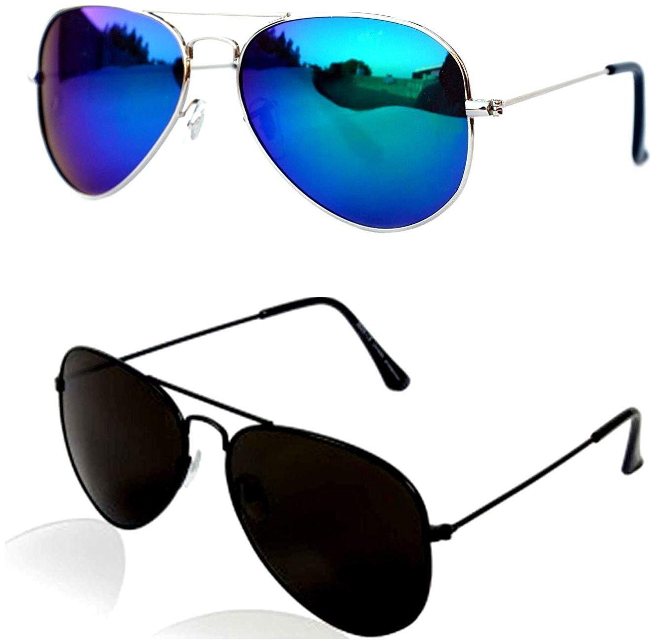 Rex Men Aviators Sunglasses