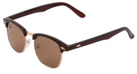 Royal Son Brown Wayfarer Sunglass