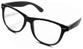 Royal Son Black Wayfarer Full Rim Eyeglasses for Men - 1