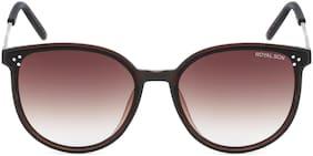 Royal Son Women Oval Sunglasses