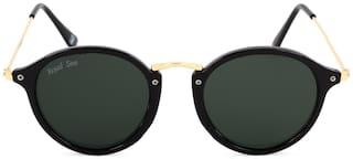 Royal Son Regular lens Round Frame Sunglasses for Men