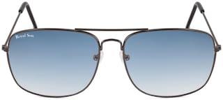 Royal Son Regular lens Square Frame Sunglasses for Men