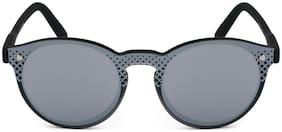 Royal Son Women Round Sunglasses