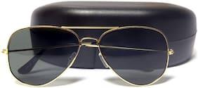 SHADZ Regular lens Aviator Sunglasses for Men , 1