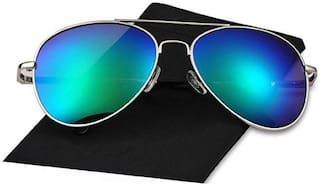 SHADZ Men Aviators Sunglasses