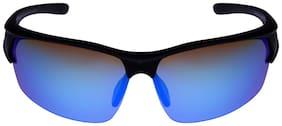 Steve Madden Plastic UV ProtectedRegular Lens Sports Frames For Men